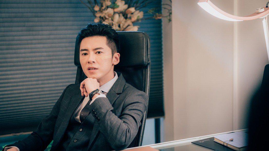 李國毅演出「1006的房客」挑戰大。圖/歐銻銻娛樂提供