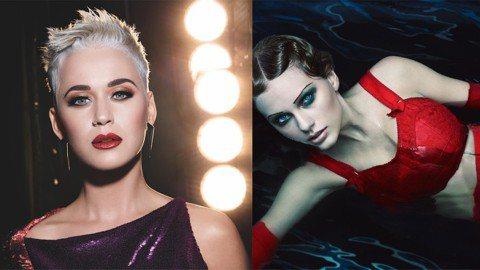 兩大西洋歌壇天后泰勒絲(Taylor Swift)和凱蒂佩芮(Katy Perry)撕破臉時間長達6年,期間不時透過音樂隔空嗆聲,近來忙於巡演的泰勒絲,8日於IG分享一段影片,其中一幕是一個被打開的...