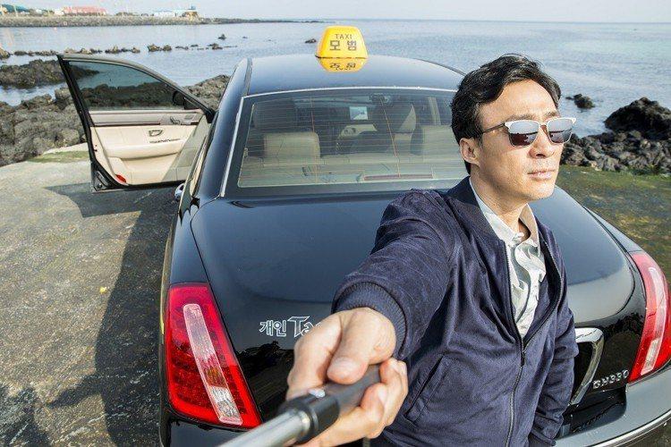 《風流大丈夫》李聖旻挑戰搞笑演技。圖/車庫娛樂提供
