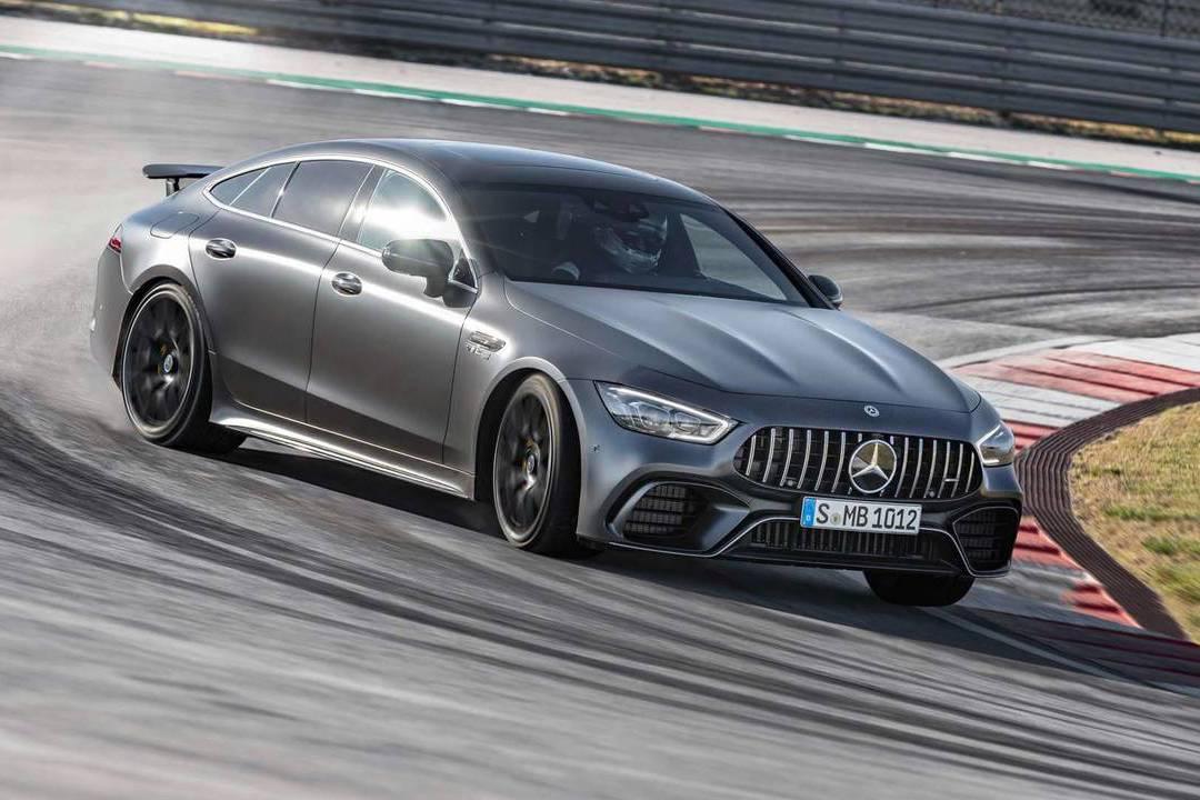 Mercedes-AMG不在乎紐柏林成績?但AMG GT 4-Door Coupe跑進7分30秒!