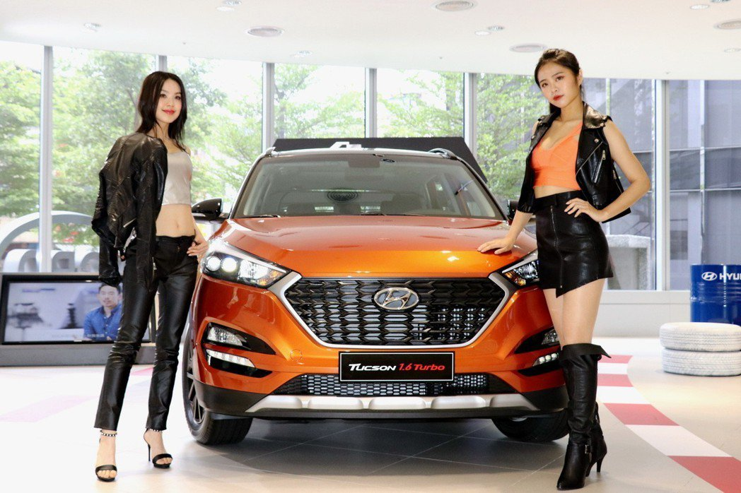 總經銷南陽現代汽車追加全新TUCSON賽道限量版,全台限量200台,賽道時尚版正...