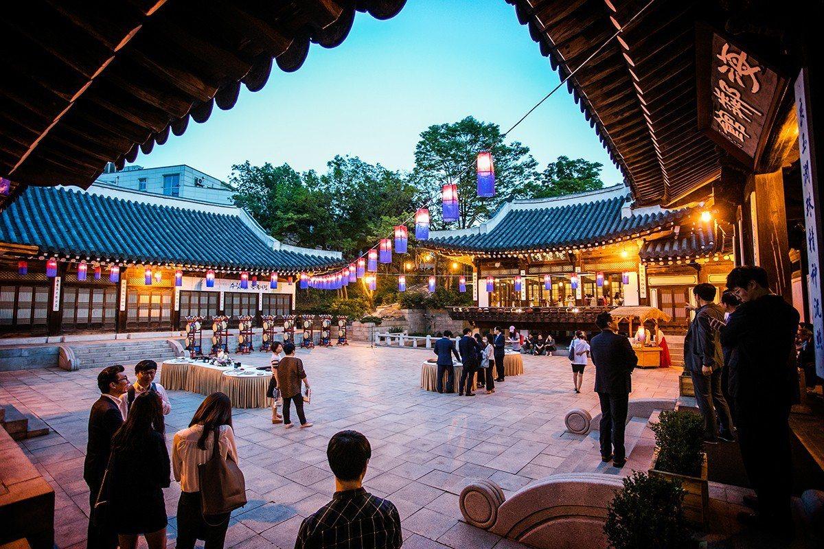 可充分體驗韓國傳統文化及美食的首爾韓國之家。 圖片提供/韓國觀光公社