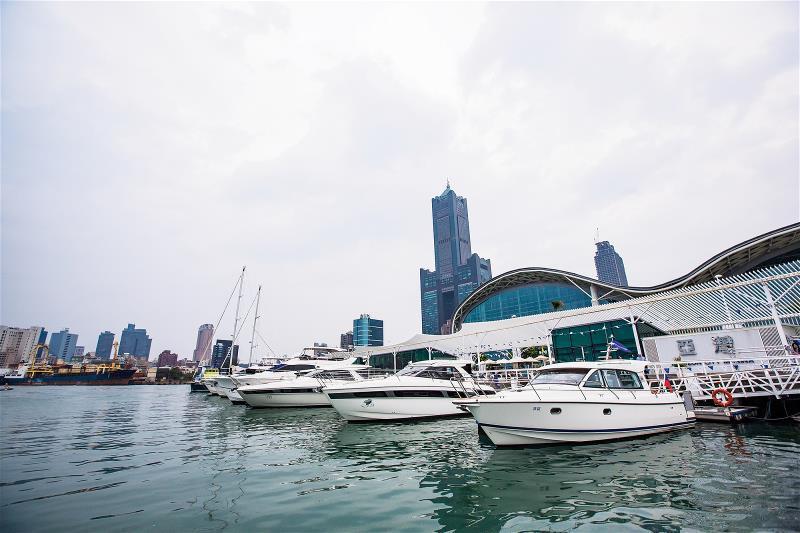 台灣80呎以上巨型遊艇接單量全球第四,亞洲第一。