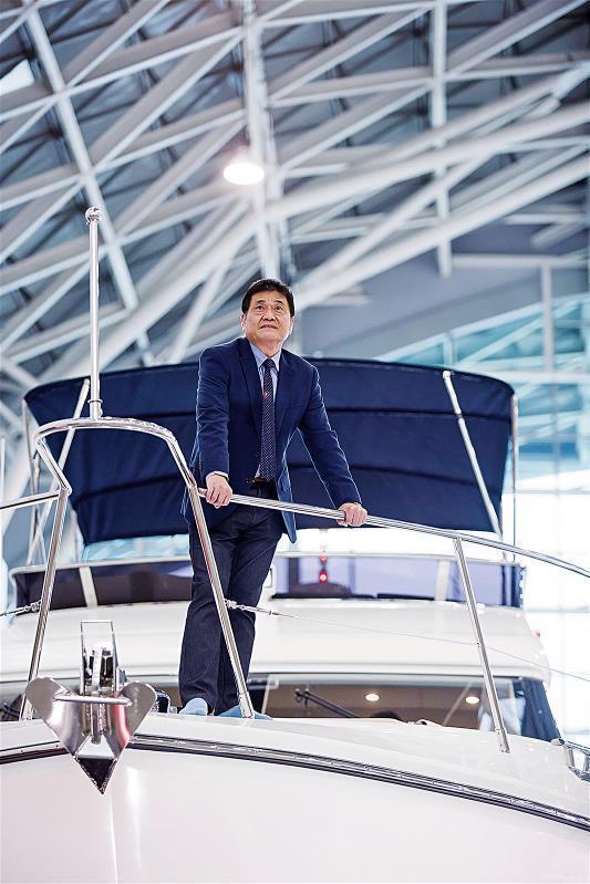 台灣遊艇工業同業公會秘書長張學樵認為,台灣長久以來發展出完整的產業供應鏈,是一大...