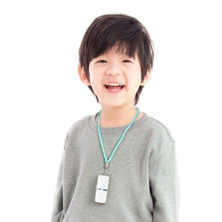 原價5860元的IONION LX日本原裝超輕量隨身空氣清淨機搭兒童吊鍊組,5月...