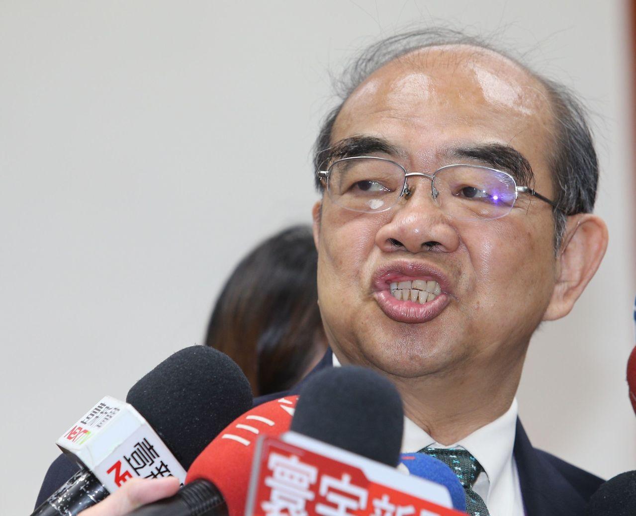 教育部長吳茂昆。 記者陳正興/攝影