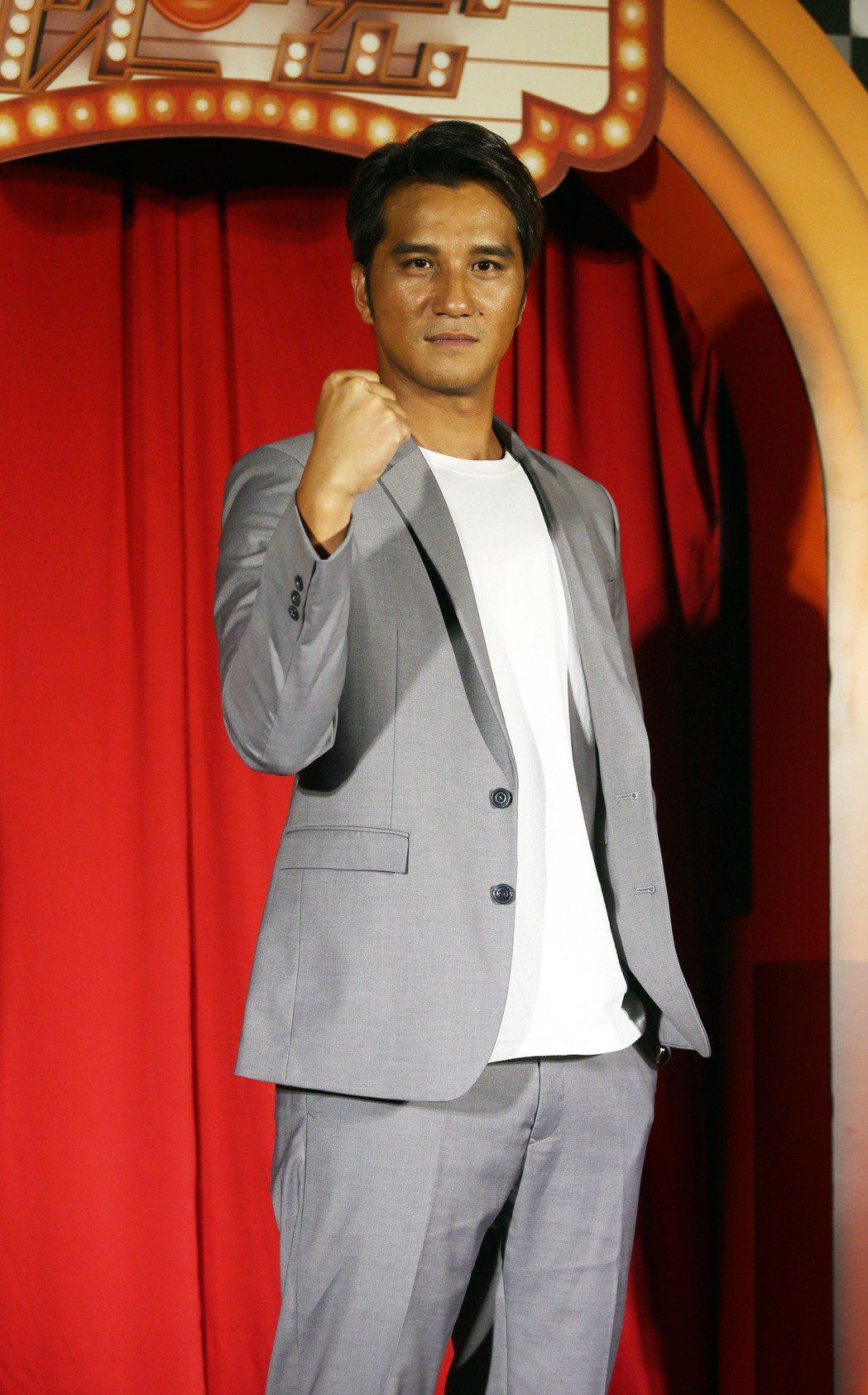 《市長夫人的秘密》電影首映會,演員馬志翔出席。記者曾吉松/攝影