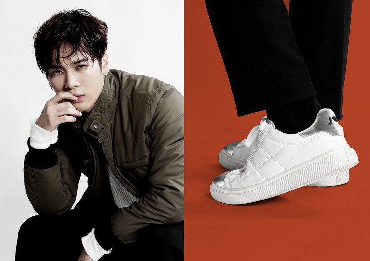 HOGAN推出男女裝休閒鞋專屬客製服務「HOGAN BY YOU」,由歌手Jac...