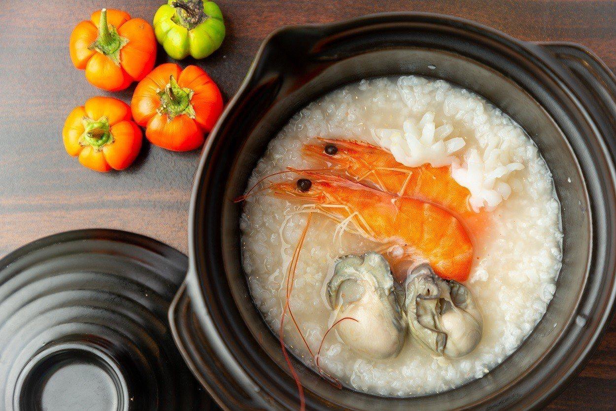 微風南京的名人會•美食百匯,5月底前周一至周四,四人同行一人免費。圖/微風提供
