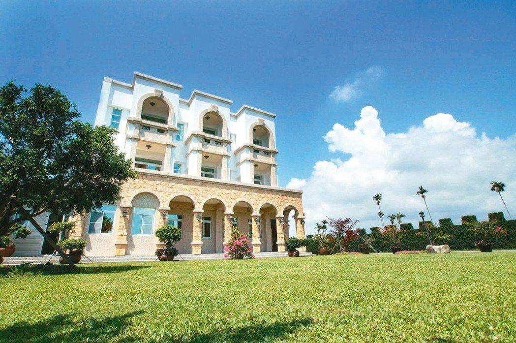 拿下9.6分的台東月光夏民宿。 圖/Hotels.com提供