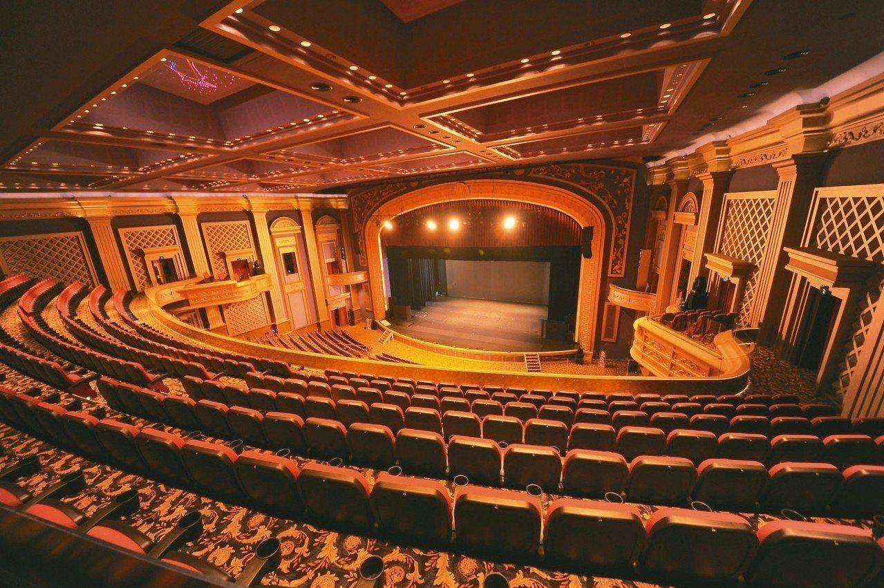 義大世界5月26日在皇家劇院推出周末音樂夜活動。 圖/義大世界提供