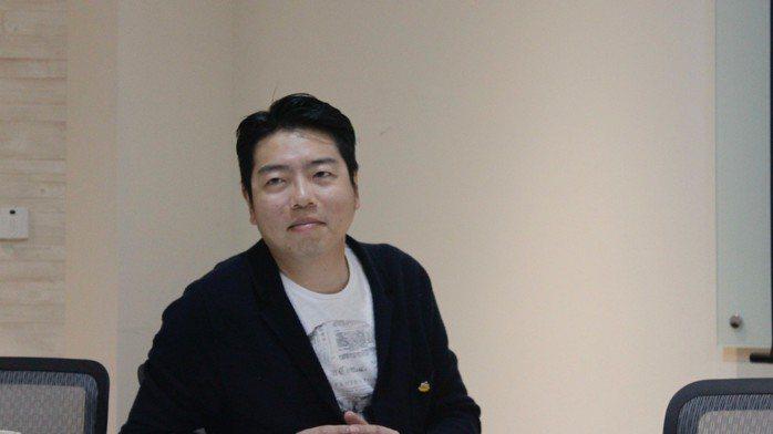 網石棒辣椒總經理林大鈞。