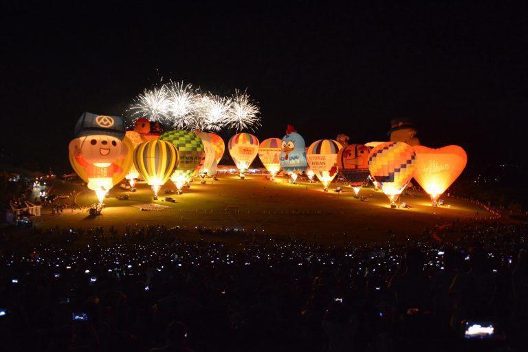 圖\台灣國際熱氣球嘉年華
