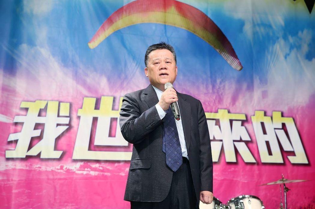 世新大學校長吳永乾。聯合報系資料照
