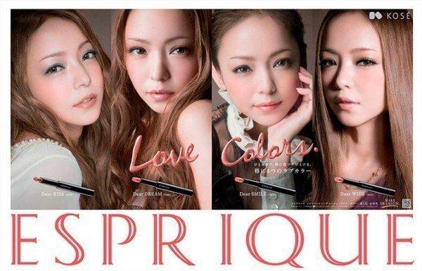 安室奈美惠與KOSE合作20年以來,只要是她化過的彩妝都會成為當下最流行的指標。...