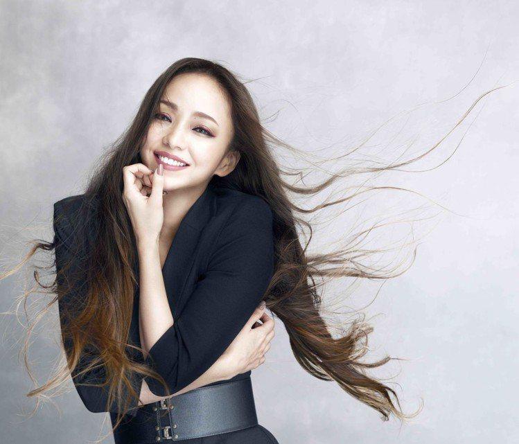 安室奈美惠出任2018 Visee夏季限定代言人。圖/Visee提供