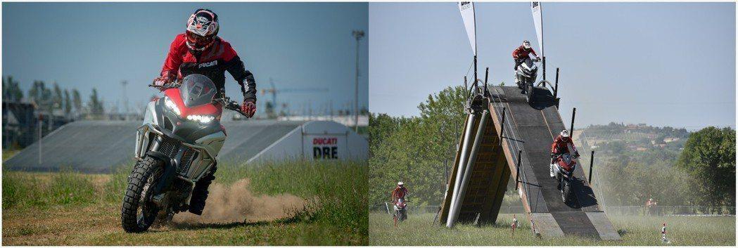 • Ducati Riding Academy和Ducati Scrambler...