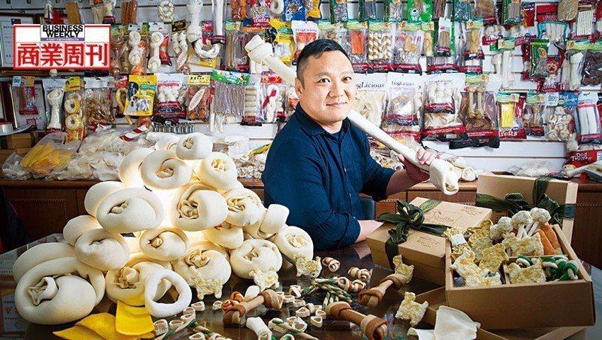 林意智接班18年,弘元皮革從低谷翻身,年營收成長5倍,未來將生產更高附加價值產品...