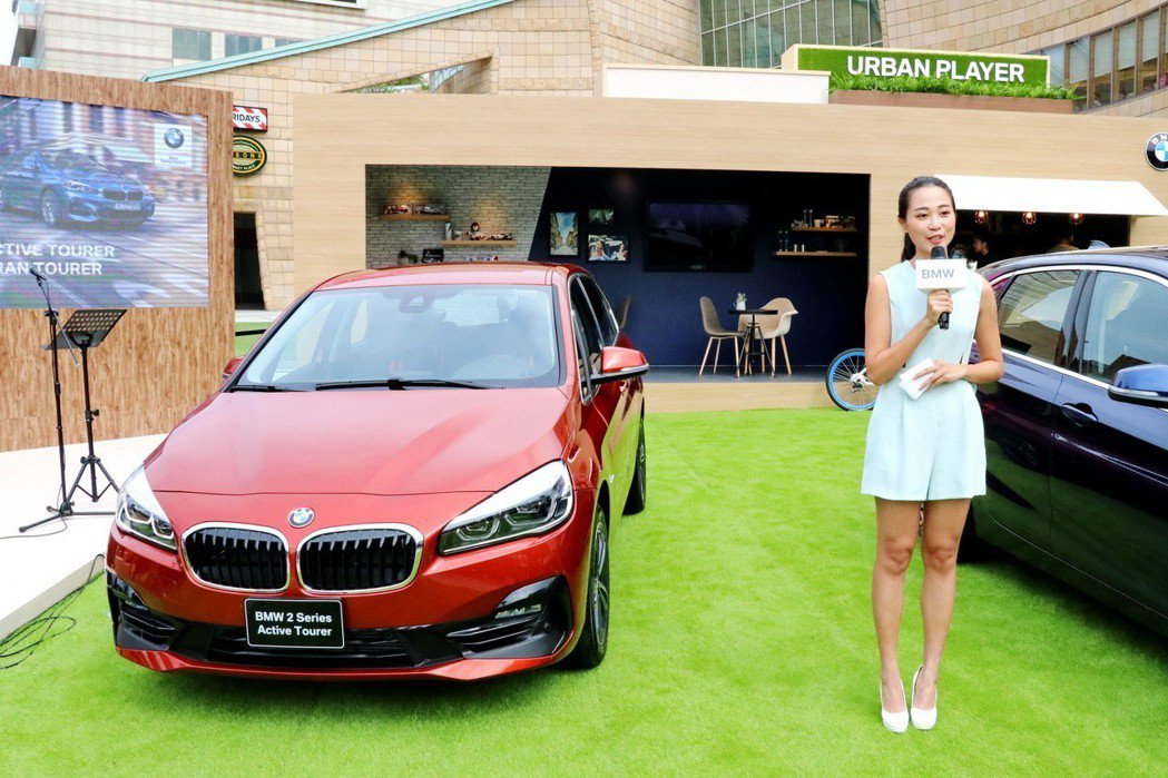 全新BMW 2系列Active Tourer。 記者陳威任/攝影