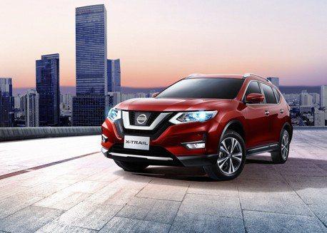 全球最暢銷SUV!全新改款NISSAN X-TRAIL預售起跑
