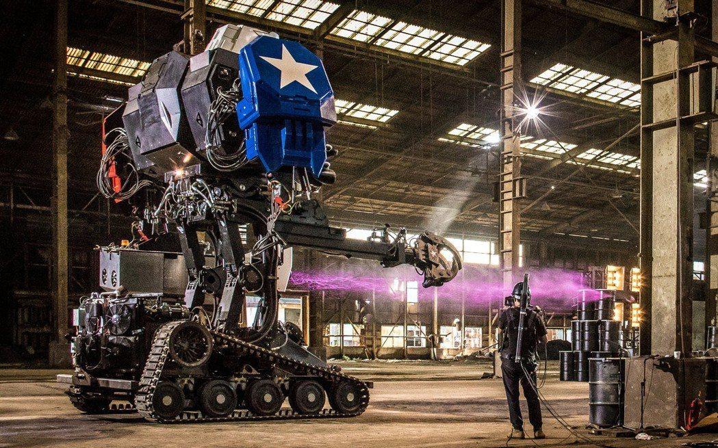相較於各國強權積極扶植機器人產業,川普政府的態度就顯得消極而放任。圖為與日本水道...