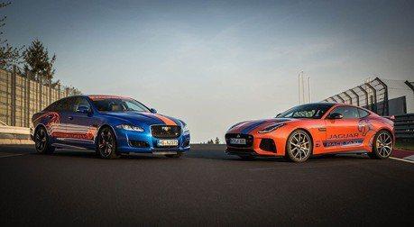 想搭車?時速破200的Jaguar計程車等你來搭