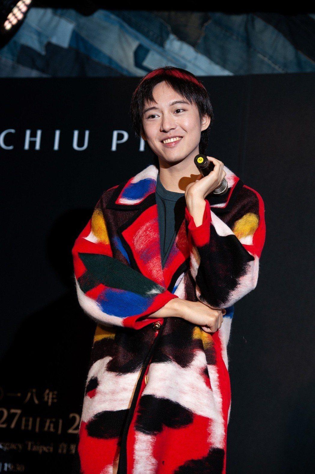 邱比宣佈台北站演出將在7月27日晚上的永豐 Legacy舉行。圖/ROKON滾石...