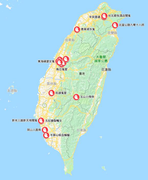 圖片來源/Google Maps
