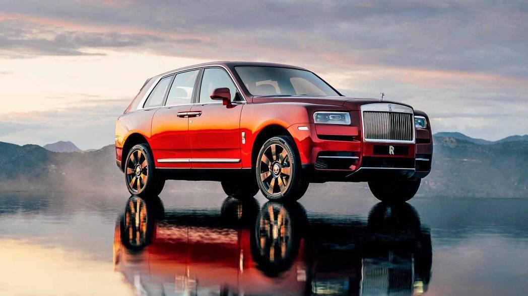 全世界最奢華的休旅,Rolls-Royce Cullinan正式發表。 摘自Rolls-Royce