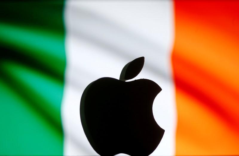 蘋果10日宣布放棄在愛爾蘭蓋數據中心。 (路透)