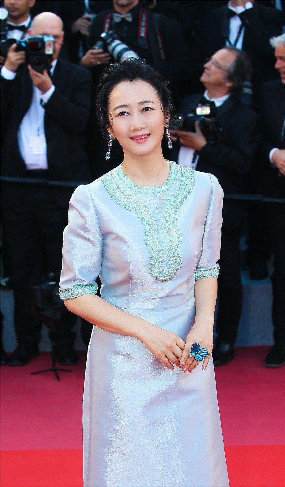 趙濤在「江湖兒女」的表現大獲肯定,被認為極有望拿下坎城影后。圖/佳映提供