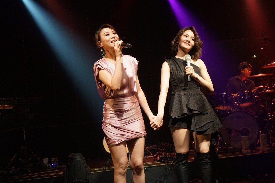 李宣榕今晚在華山Legacy舉辦「讚聲」演唱會。圖/寬宏藝術提供