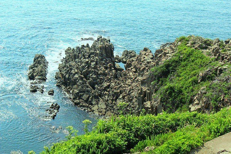福井縣的當地交通規畫完善,上山下海都不怕。