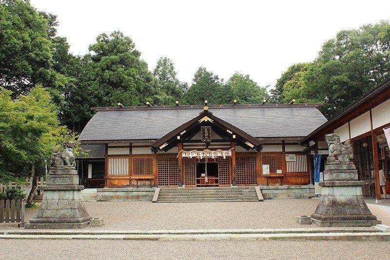 足羽神社立社已有1500年。