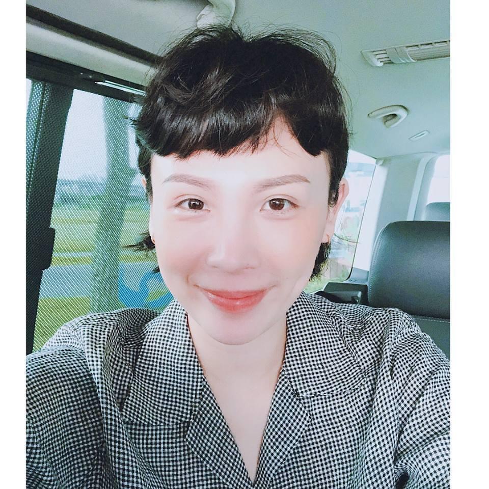 魏如萱宣布懷孕。圖/摘自魏如萱臉書