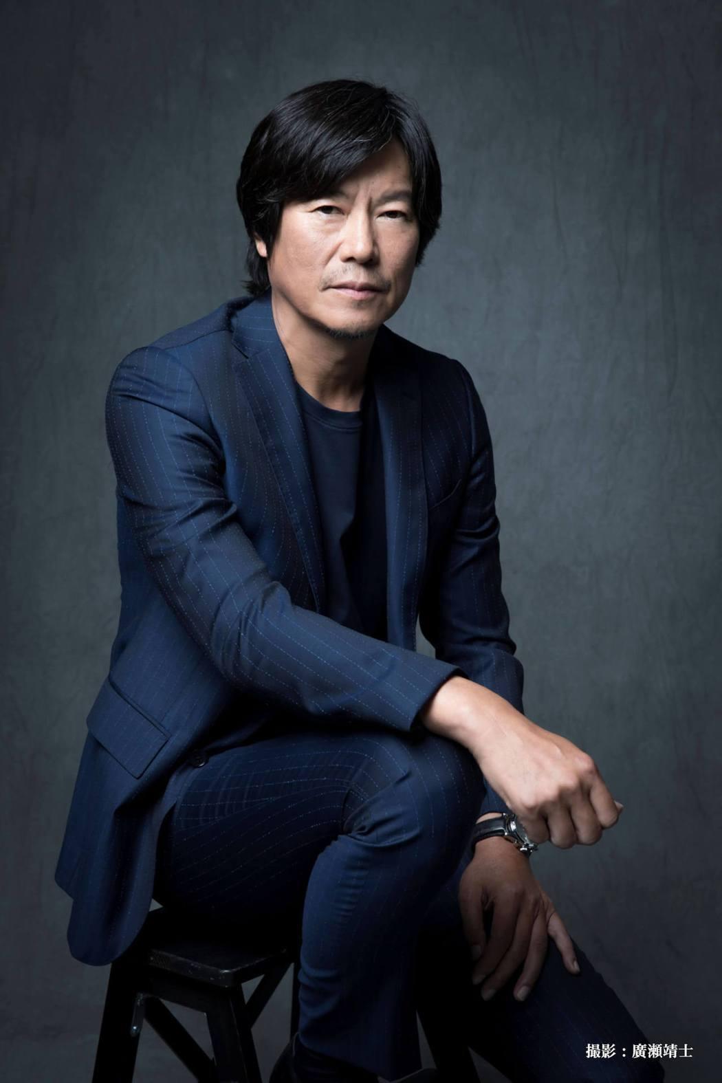 豐川悅司將來台拍攝電影「亡命之途」。圖/佳映提供