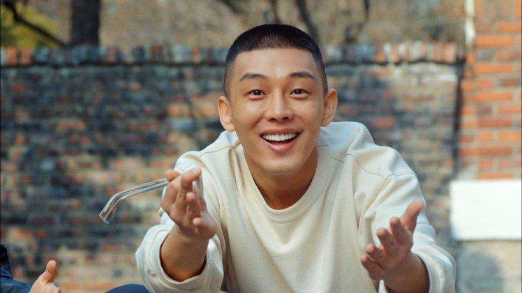 劉亞仁被譽為最年輕影帝。圖/東森提供