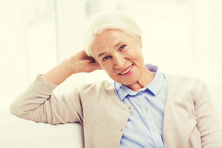 在這個高齡化的時代,該怎麼看待老年生活? 圖/ingimage