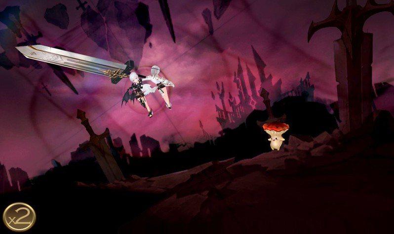 布蘭茲和布蘭雪覺醒技能「救贖的一擊」。