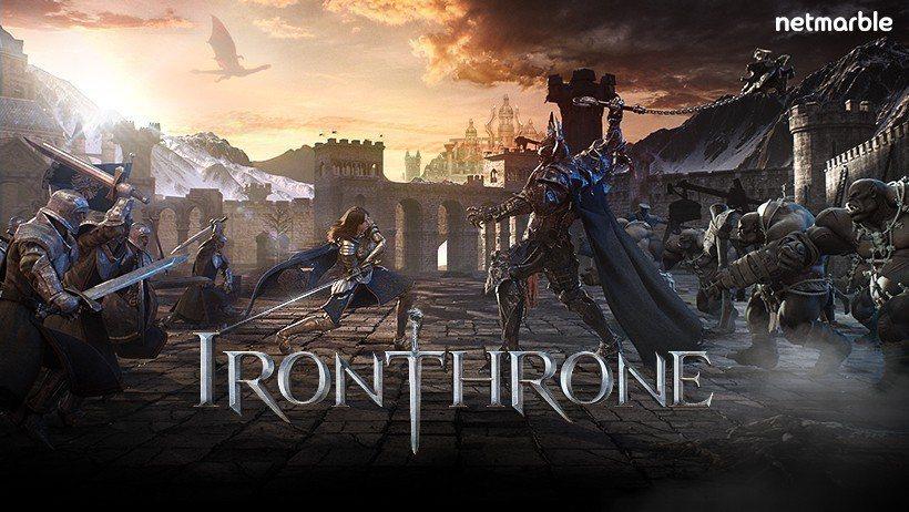 具有獨特英雄系統和、皇家之戰等多元模式的《鐵之王座》 即將於5月16日上市