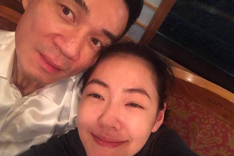 小S夫妻日前到日本過二人世界。圖/擷自小S臉書