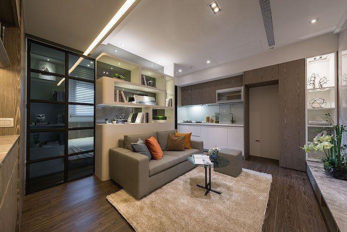 擁有自己的空間是女性的夢想,買房前更要停看聽,挑選有品質的建案。 圖/双捷晶華提...