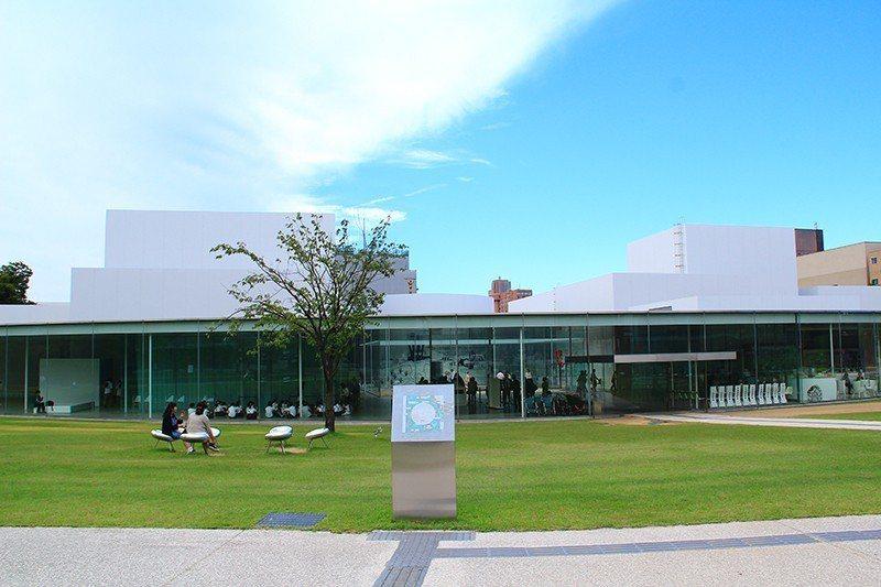 金澤21世紀美術館。