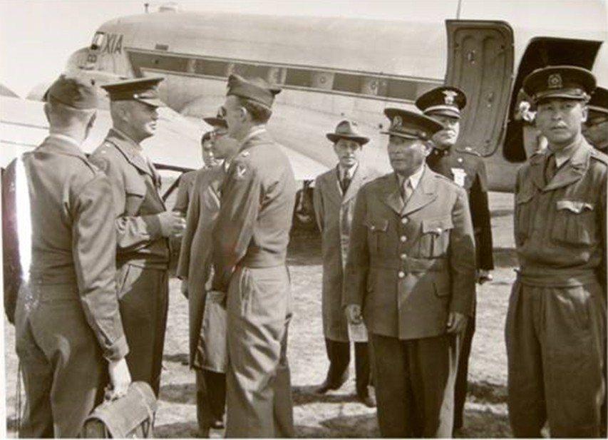 1948年5月5日,駐朝鮮美國陸軍司令部軍政廳(USAMGIK)軍政長官——威廉...