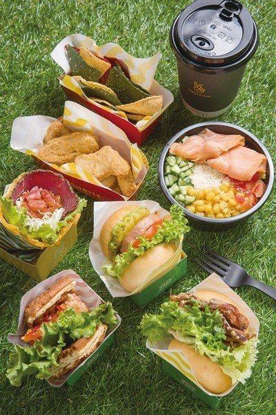 369元任選六樣組合餐+99元加購/大西洋軟殼蟹堡、美軍午餐肉酪梨堡、炸雞鬆餅、...