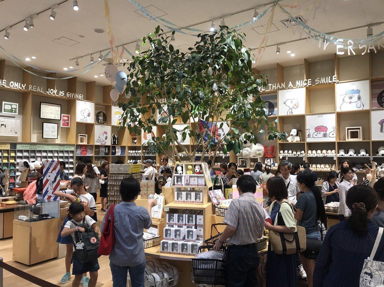 ▲東京六本木史努比博物館。(圖/Tripbaa趣吧!亞洲自由行專家)