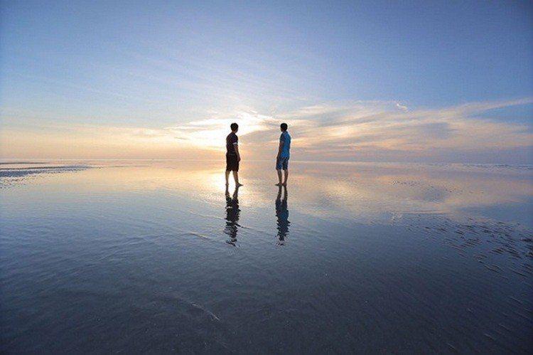 ▲天空之鏡-馬來西亞沙沙蘭。(圖/Tourism Malaysia)