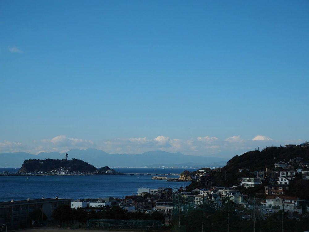 鎌倉的海岸