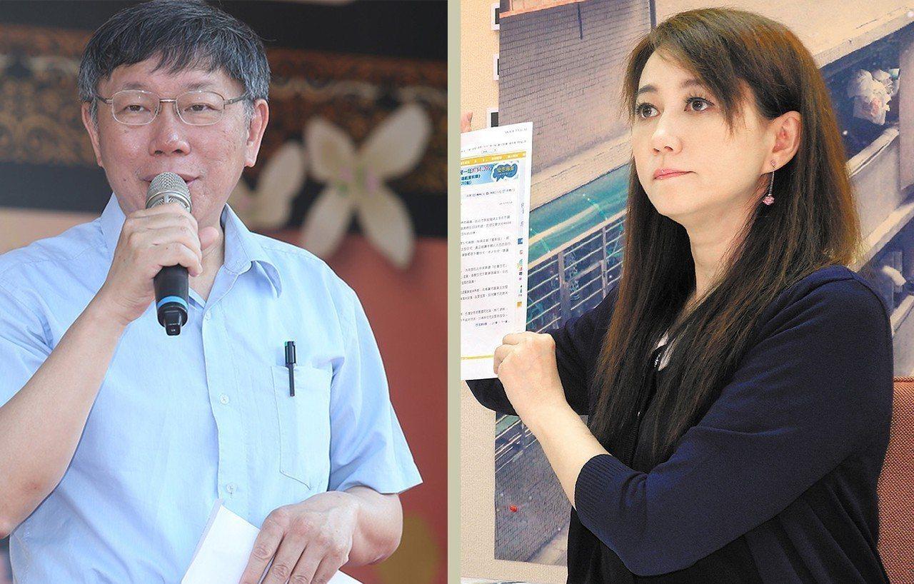 簡余晏表示柯文哲選前slogan打著「真‧柯文哲」,但如今覺得已經沒有了「真」。...