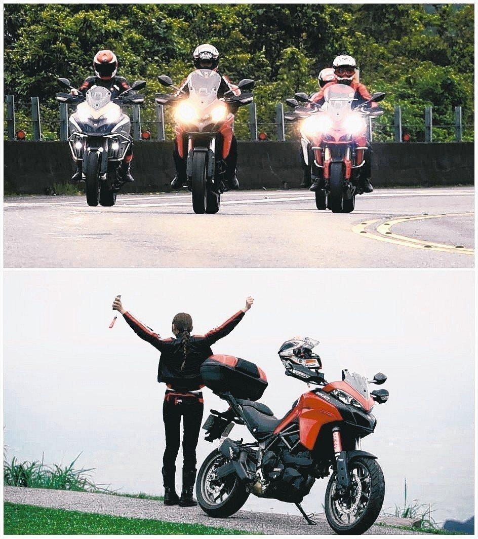 6月22日Multistrada Riding Days登場,活動名額有限,報名...